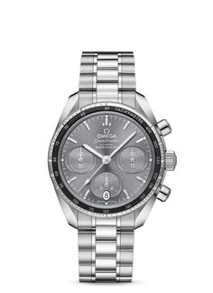 Co-Axial Chronograph 38 mm
