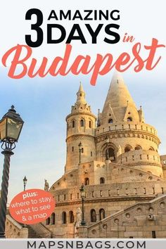 Looking for a itinerary in Budapest? Check out this guide packed with pro … Looking for a itinerary in Budapest? Check out this guide packed with pro tips and advice, including a map with all locations mentioned in the article. Europe Travel Tips, Packing Tips For Travel, Travel Guides, Travel Destinations, Travel Plan, Travel Advice, Romantic Vacations, Romantic Travel, Budapest Travel Guide