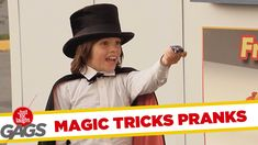 Best Magic Tricks Pranks - Best of Just for Laughs Gags (Y)