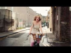 Slow Puncture - great song & video from She Makes War cycling around Shoreditch with street art in background and surprise appearance by Storm Troopers!