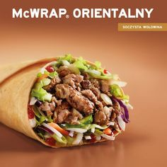 McWrap McDonald's Poland #McDonalds #Poland #Polska