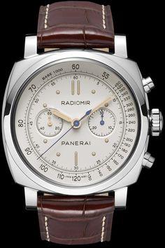 Panerai PAM 518 Radiomir 1940 Chronograph Platino