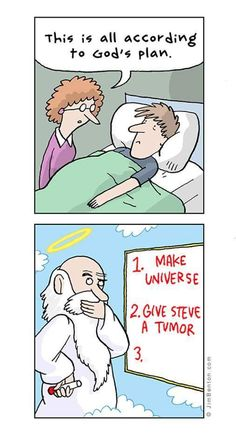 Funny pictures about It's God's Plan. Oh, and cool pics about It's God's Plan. Also, It's God's Plan photos. Religious Humor, Atheist Humor, Losing My Religion, Anti Religion, Humor Religioso, Funny Images, Funny Pictures, Happy Pictures, Funny Gifs