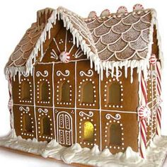 37 Best Gingerbread House Patterns Images On Pinterest Christmas