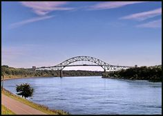 Sagamore Bridge -- Cape Cod MA When you know you are almost there Chatham Cape Cod, Cape Cod Bay, Vacations To Go, Vacation Trips, Wonderful Places, Great Places, Cape Cod Massachusetts, Cape Cod Beaches, Travel Memories