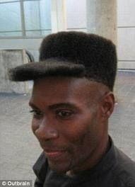Hairstyles pinterest men s mohawk african american men and mohawk