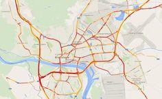 Snow calamity in Bratislava :-)