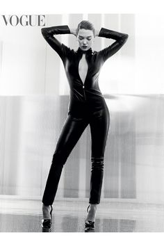 Femme Fatale - Lea Seydoux for Vogue