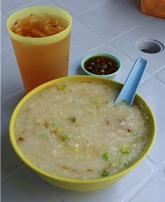 Chee Chup Chok porridge that I took at a kopitiam at Kuala Ampang. In recent trips when I want to get away from the hustle bustle I would hide away at a hawker stall in Kuala Ampang or Ayer Panas (Hot Springs) wet Market Hawker Centre. Also car parking is no problem. These are residential places and only locals are the clientele.