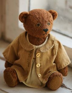 Teddy certainly adds texture, to your neutral home.