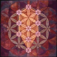 geometria sagrada arte   Geometría sagrada   YogaFest