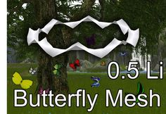 Mesh Butterfly Creator Kit
