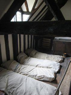 Beamed Bedroom, Mary Arden's Farm