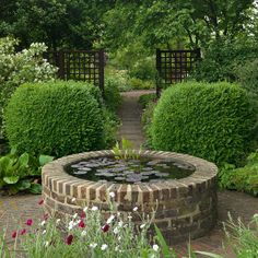 Water Features for #Gardens