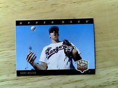 Upper deck 1993 kurt miller card 20  STAR ROOKIE PIRATES