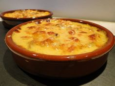 Gratin d'ananas au rhum à la vanille: recette de gratin original, un plat délicieux, le gratin d'ananas au rhum et à la vanille de Madagascar.