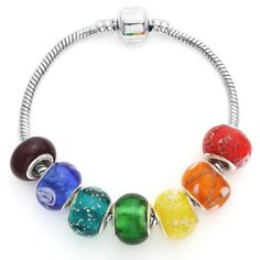 Find More Chain & Link Bracelets Information about 2017 Zenper newest design snake chain bracelet diy & colorful crystal beads jewelry christmas gifts for women drop shipping,High Quality gift jewelry box,China gift aids Suppliers, Cheap jewelry gifts for mom from Yiwu zenper accessories crafts co.,ltd  on Aliexpress.com