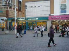 Uxbridge Woolworths - now Poundland