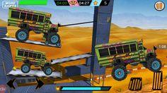 Racing Games For Kids - Monster Truck Racing in HOT Desert - Video Games. Racing Games For Kids, Video Games For Kids, Monster Truck Racing, Monster Trucks, Race Cars, Deserts, Hot, Drag Race Cars, Desserts