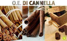 L'olio essenziale di Cannella è stimolante, energizzante, contribuisce a creare un'atmosfera accogliente ed è utile per tenere alla larga germi e batteri.