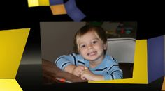 Blake created an Animoto Video of his family.