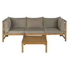 awesome Safavieh Outdoor Collection Lynwood Outdoor Sectional Sofa
