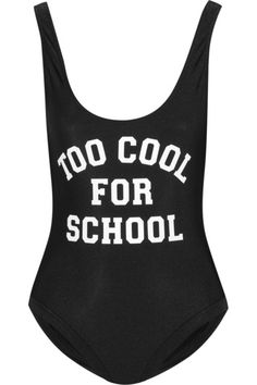 """""""Too Cool for School"""""""