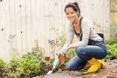 Porta la primavera in giardino con la regola delle tre P