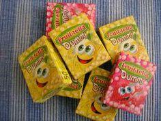 Snoep van Vroeger - Dummies! En dan in één keer in je mond!