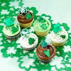 San Patricio Cupcake