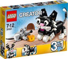 LEGO Creator Snoezige Dieren - 31021