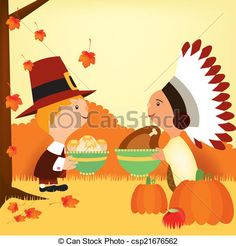 thanksgiving day and pioneers