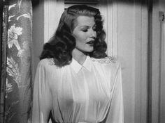 nitratediva:Rita Hayworth in Gilda (1946).