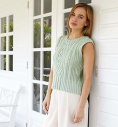 Debbie Bliss Cotton Denim DK : Debbie Bliss Patterns : Designer Yarns