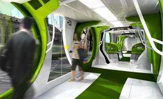 Alstom Loop Train-Tram, Alex Nadal, future transportation