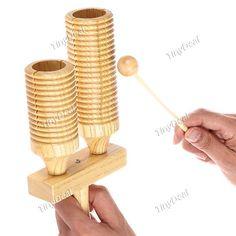 kids wooden musical instruments DIY | ... Musical Instrument Wooden Percussion Instrument Musical Toy for Kids