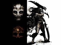 humanoid shadow creature - Google Search