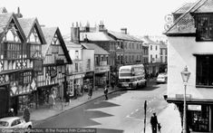 Photo of Farnham, The Borough from The Francis Frith Collection Farnham Surrey, Childhood, England, Street View, Collection, Infancy, English, Childhood Memories, British