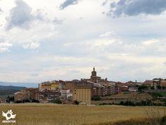 Viana está situada en el suroeste de Navarra, en un promontorio que se abre hacia la depresión del Ebro.
