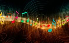 treble clef music note graphic design special effects musical note violin key Mark Knopfler, John Mayer, Metallica, Dire Straits, Joe Cocker, Eric Clapton, Hard Rock, Musik Wallpaper, Music Courses