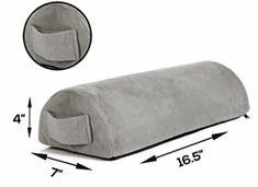 Pain Relief Memory Foam Leg Rest Cushion - Sciatica, Pregnancy, and Knee Pain Relief Sciatica Pregnancy, Knee Pain Relief, Look Good Feel Good, Pillow Reviews, Bolster Pillow, Cushions, Pillows, Buyers Guide, Foot Rest