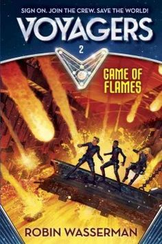 Dash, Carly, Gabriel, and Piper visit a planet made up of molten lava and run entirely by robots where they must find the second element of the Source that will save the Earth.