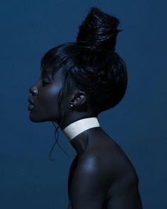 mxdvs: Stephanie Nena Obasi shot by Oye Diran