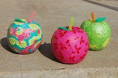 Dappled Apples!