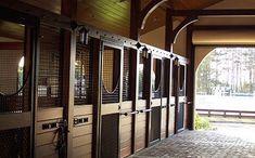 Horse Stalls - Barn Doors - Stables - Equine Equipment