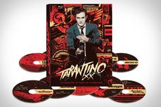 Tarantino XX Collection [Blu-ray] (Pulp Fiction/Inglourious Basterds/Reservoir Dogs/Kill Bill Vol. Blu Ray Collection, Ultimate Collection, Movie Collection, Holiday Gifts For Men, Death Proof, Inglourious Basterds, Jackie Brown, Reservoir Dogs, Be With You Movie