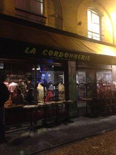 La Cordonnerie in Paris