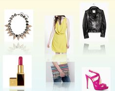 The Spell Of Fashion: Hello Yellow