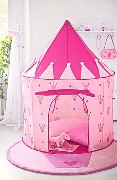 Adorable Princess Tent.