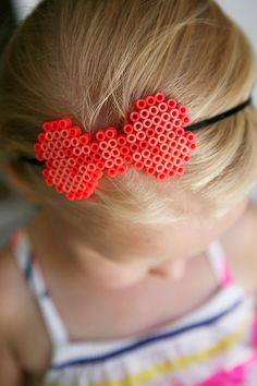 Perler Bead Headband Pictures, Photos, and Images for Facebook, Tumblr, Pinterest, and Twitter